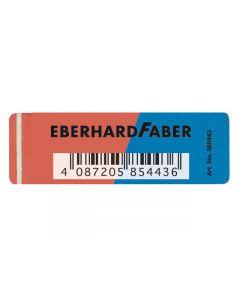 gum EFA inkt/potlood rood/blauw