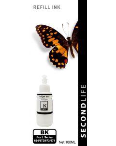 SecondLife - Epson T664140 (T664) Black