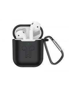 Hoco ES32 Plus White AirPods + Wireless Charging Case + Black Sleeve