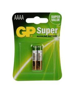 GP Super Alkaline AAAA, blister 2