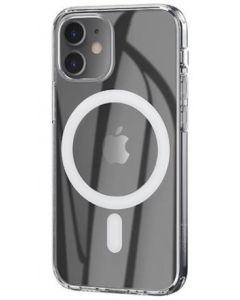 Hoco TPU Magnetische Cover voor iPhone 12 / 12 Pro