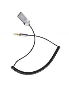 Hoco In-Car Bluetooth Audio Receiver via Aux aansluiting