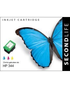 SecondLife - HP 344 XL Color