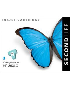 SecondLife - HP 363 XL Light Cyan