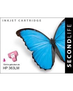 SecondLife - HP 363 XL Light Magenta