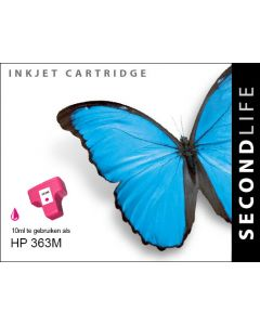 SecondLife - HP 363 XL Magenta