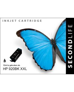 SecondLife - HP 920 Black XXL