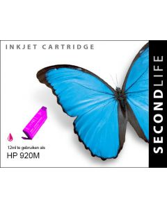 SecondLife - HP 920 Magenta