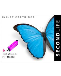 SecondLife - HP 935 XL Magenta