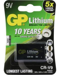 GP Lithium 9V batterij