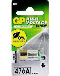 GP Fotobatterij 476A (PX28A), blister 1
