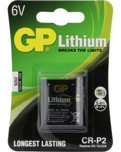 GP Photo Lithium CRP-2 (DL223A), blister 1