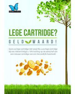 A6 Lege Cartridge Promo Flyer