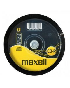 Maxell CD-R - 50 Spindle - 52X - 80 min