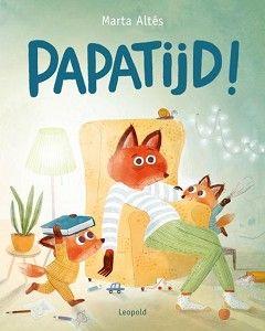 Prentenboek Papatijd! - 4 jaar en ouder