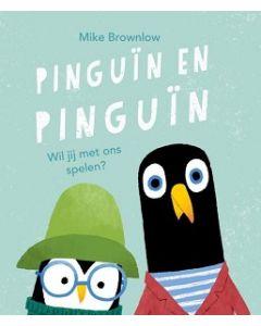 Prentenboek Pinguïn en Pinguïn! -  4 jaar en ouder