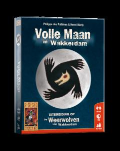 De Weerwolven van Wakkerdam: Volle Maan in Wakkerdam