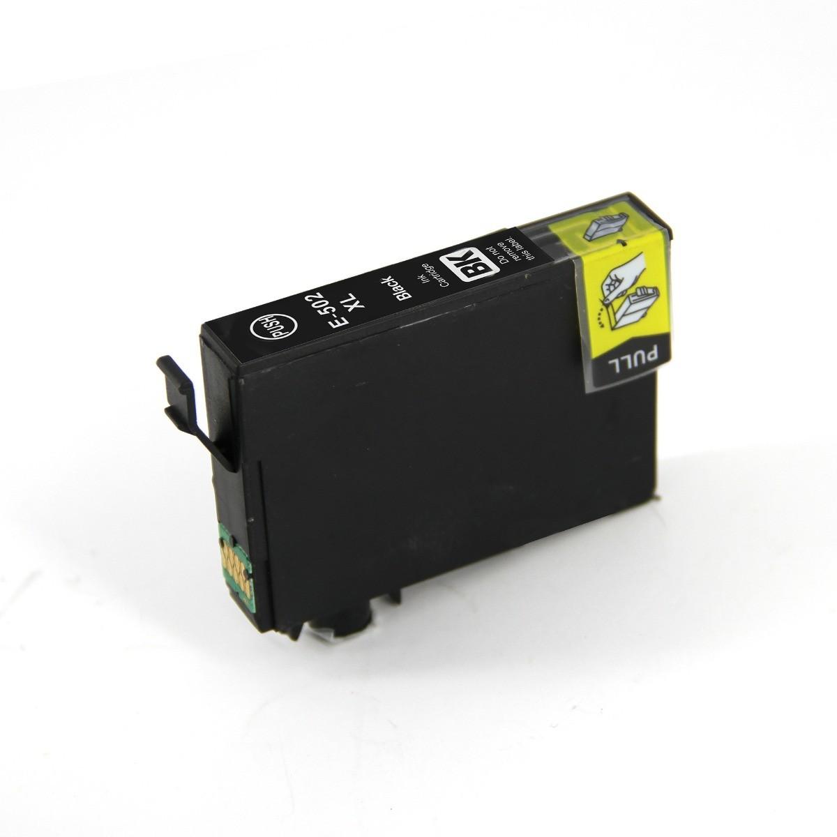 Huismerk Epson 502 XL zwart