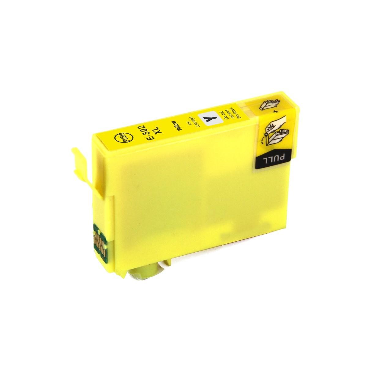 Huismerk Epson 502 XL geel