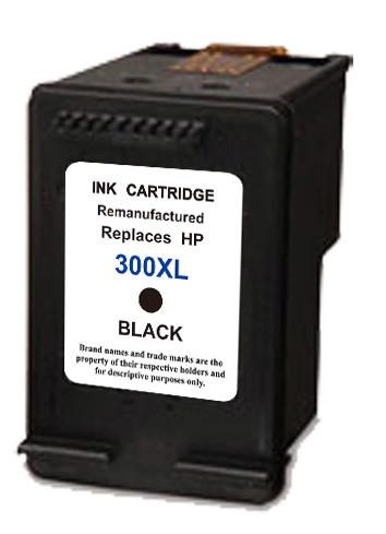 Huismerk HP 300 XL zwart
