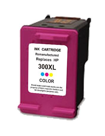 Huismerk HP 300 XL kleur