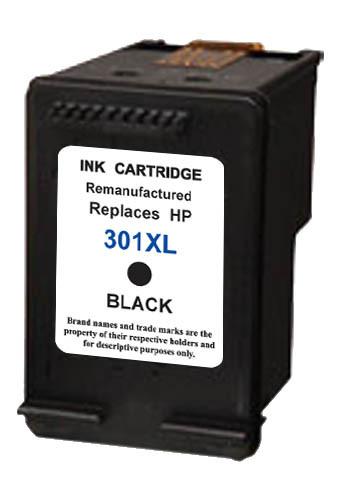 Huismerk HP 301 XL zwart