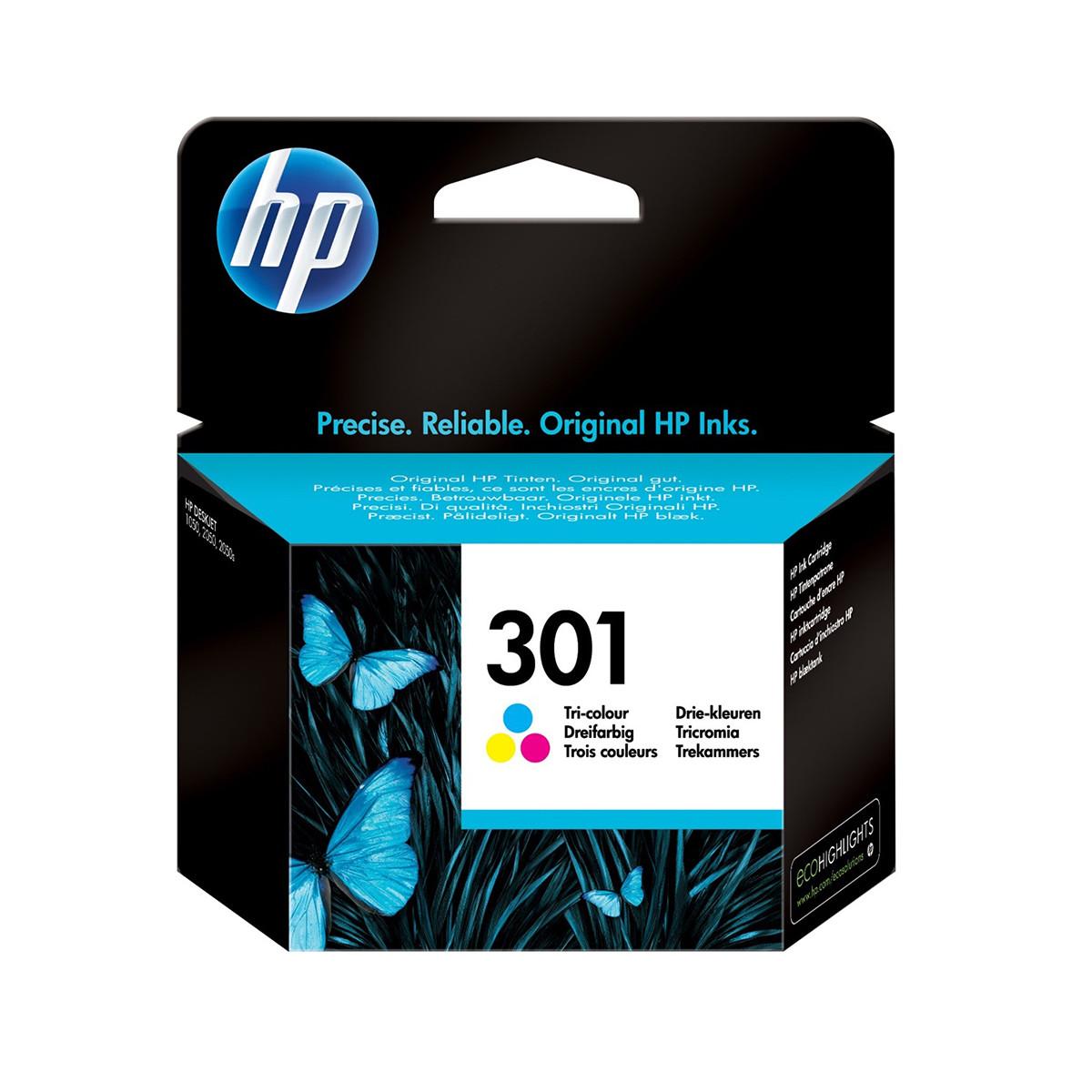 HP 301 kleuren (origineel)