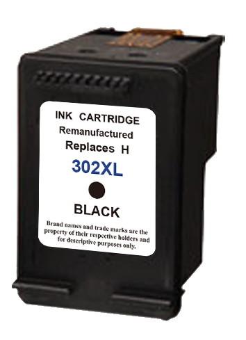 Huismerk HP 302 XL zwart