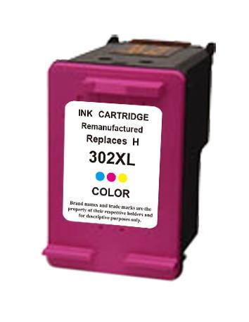 Huismerk HP 302 XL kleur