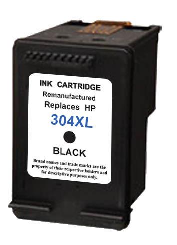 Huismerk HP 304 XL zwart