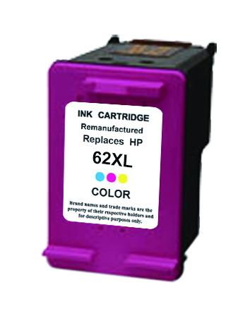 Huismerk HP 62 XL kleur