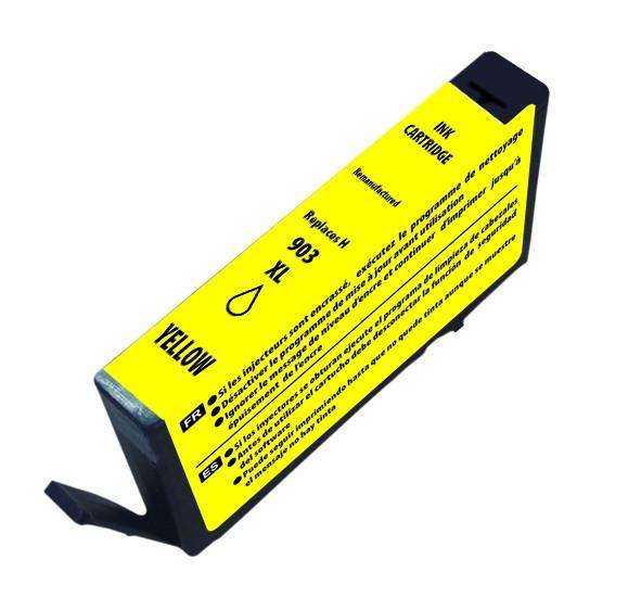 Huismerk HP 903 XL geel