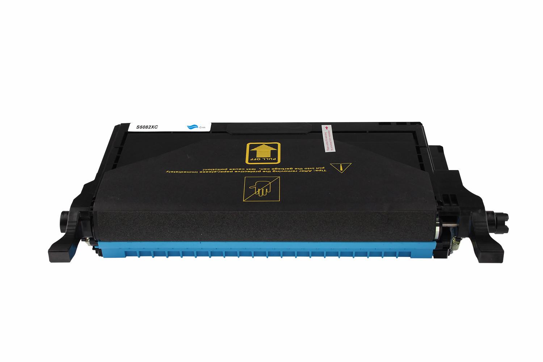 Huismerk Samsung CLT-C5082L toner cyaan