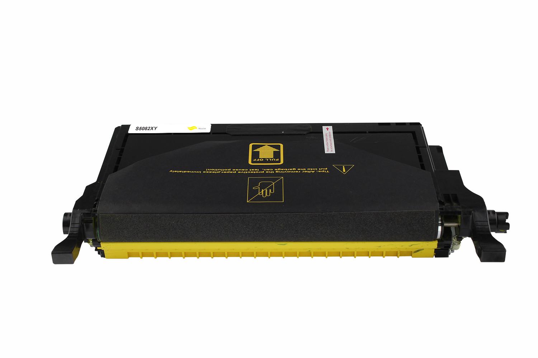 Huismerk Samsung CLT-Y5082L toner geel