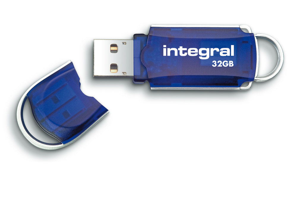 32GB Integral USB Flash Drive